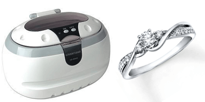 best ultrasonic rings cleaner